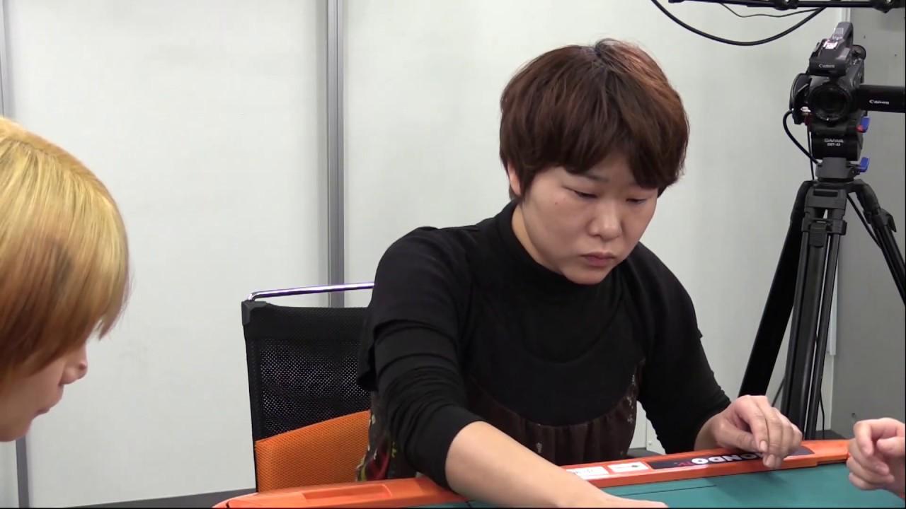 夕刊フジ杯争奪麻雀女流リーグ2020 東日本リーグ個人戦プレーオフ5回戦