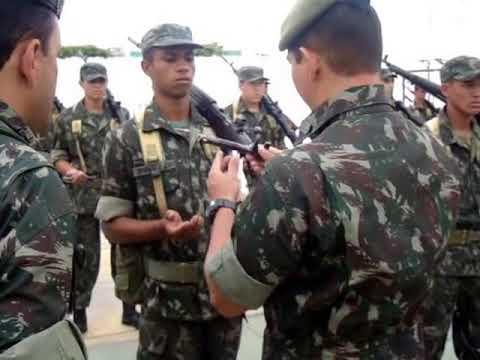 VIDEO MAIS COMENTADO E ACESSADO DO EXÉRCITO BRASILEIRO - YouTube 1a4f1569843