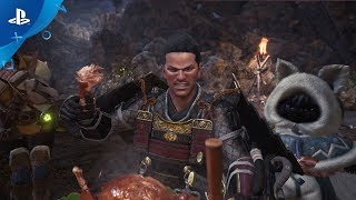 Monster Hunter: World - PS4 Gameplay | PS Underground