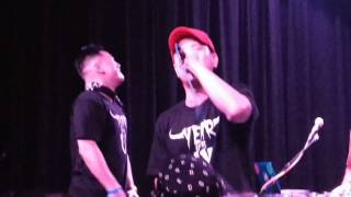 dumbfoundead year of the ox we might die 2017 tour seattle wa the vera project live