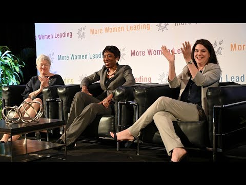 2019 Forté MBA Women's Conference: Dialogue with Leadership