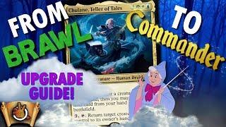 Chulane - Brawl to Commander Upgrade I The Command Zone I Magic: the Gathering EDH