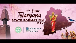 Telangana Formation Day song 2019 || Dance Choreography || By NJ Fitness|| Prudvi Naveen