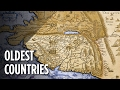 These Are The Worlds Oldest Countries
