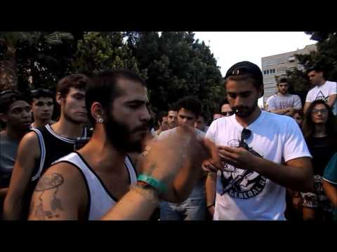 Kiro vs PutoLuismo - Semifinal - Alacant Urban Clasificatoria Alicante -2016-