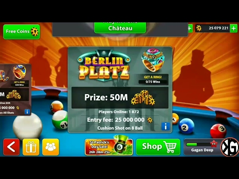 shanghai ring 8 ball pool wohooo   (no hack/cheat)