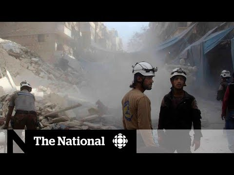 White Helmets rescue: Why saving them was so urgent