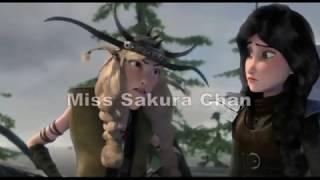 (Как приручить дракона) - Женщины против мужчин 2 (Фрагмент)
