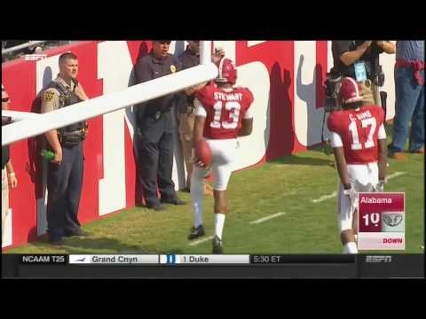 Mississippi State Bulldogs at Alabama Crimson Tide in 30 Minutes - 11/12/16