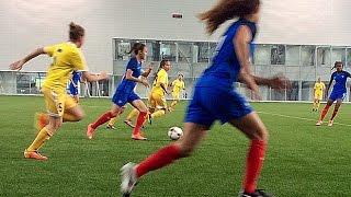 U17 Féminine, Euro 2017 : France-Kazakhstan (17-0), le résumé