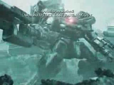 Armored Core Fort Tower Song - Trailer