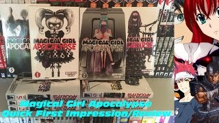 Magical Girl Apocalypse Quick Manga First Impression/Review