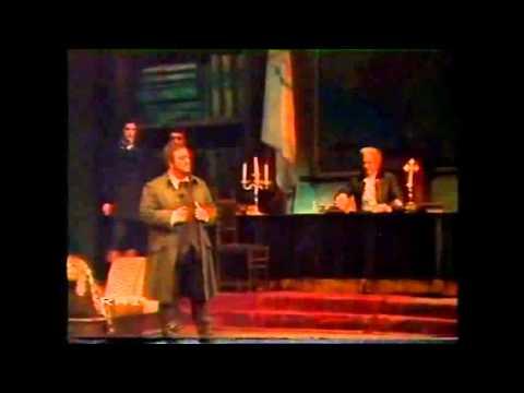 Puccini TOSCA Kabaivanska,Pavarotti,Wixell-Osawa 1980 Scala sub español(leonora43)
