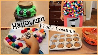 Diy: Halloween Treat & Costume!