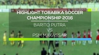 Video Gol Pertandingan Barito Putera vs PSM Makasar U21