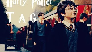HARRY POTTER TAG ۞ Thumbnail