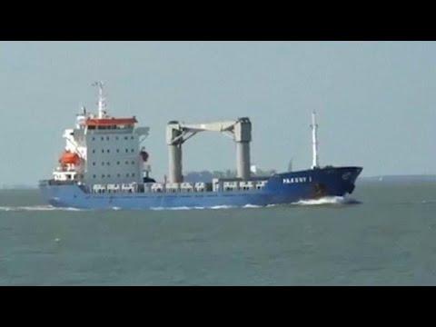 فيديو: قراصنة يحتجزون 10 بحارة أتراك قبالة سواحل نيجيريا…  - نشر قبل 3 ساعة