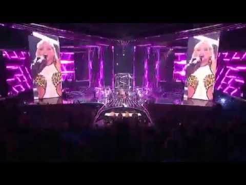 CeCe Frey - Because the Night (The X-Factor USA 2012) [Week 1]