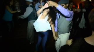 Eric Jones Santana & Romina Ritz Social Dance at 2015 Salsa Resolution Jam