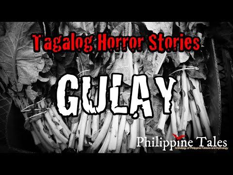 """""""GULAY"""" (Real Aswang Story Tagalog)"""