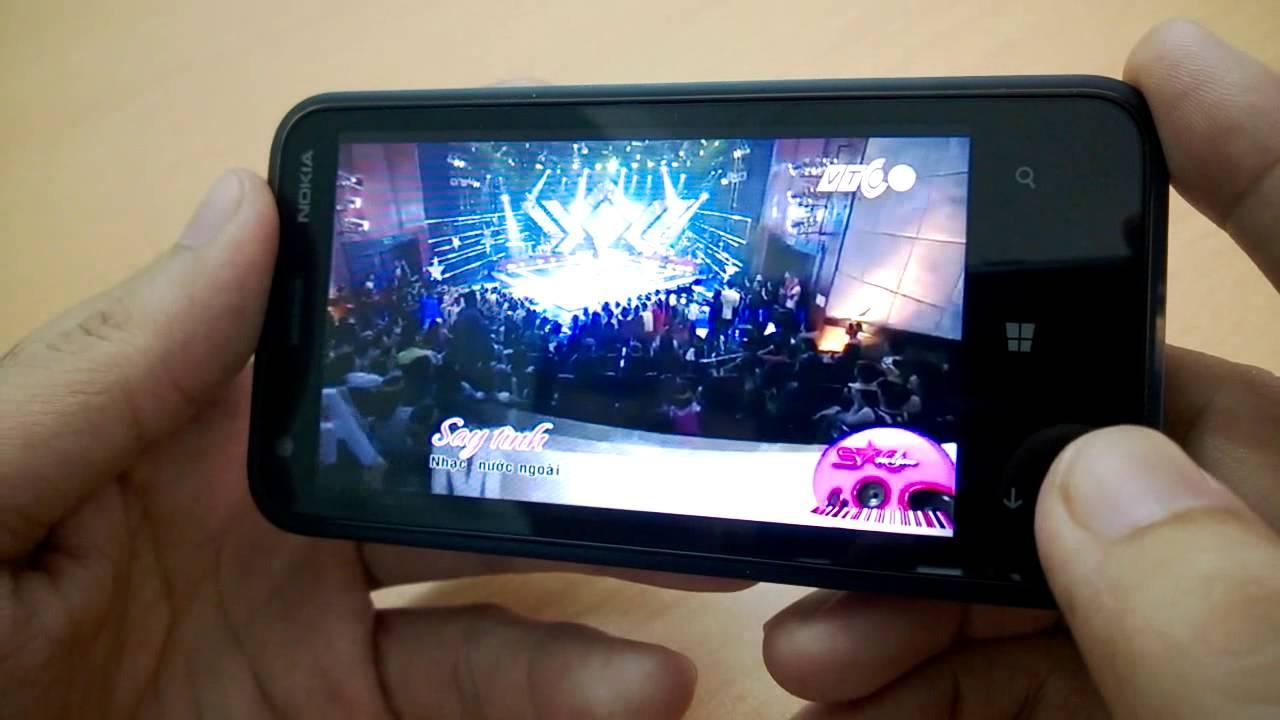 WinStore.vn | Review ứng dụng xem tivi online Tivi 365, VTC TV, VTV Plus cho Windows Phone