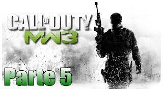 Call of Duty: Modern Warfare 3 Gameplay Español Parte 5 - Pc 1080p 60fps - No Comentado