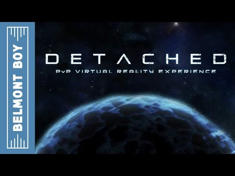 Detached Gameplay VR (Oculus Rift) - Let's Play