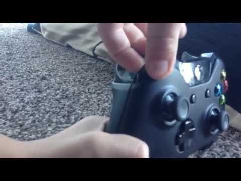 How to fix a broken RB button And a LB button!!
