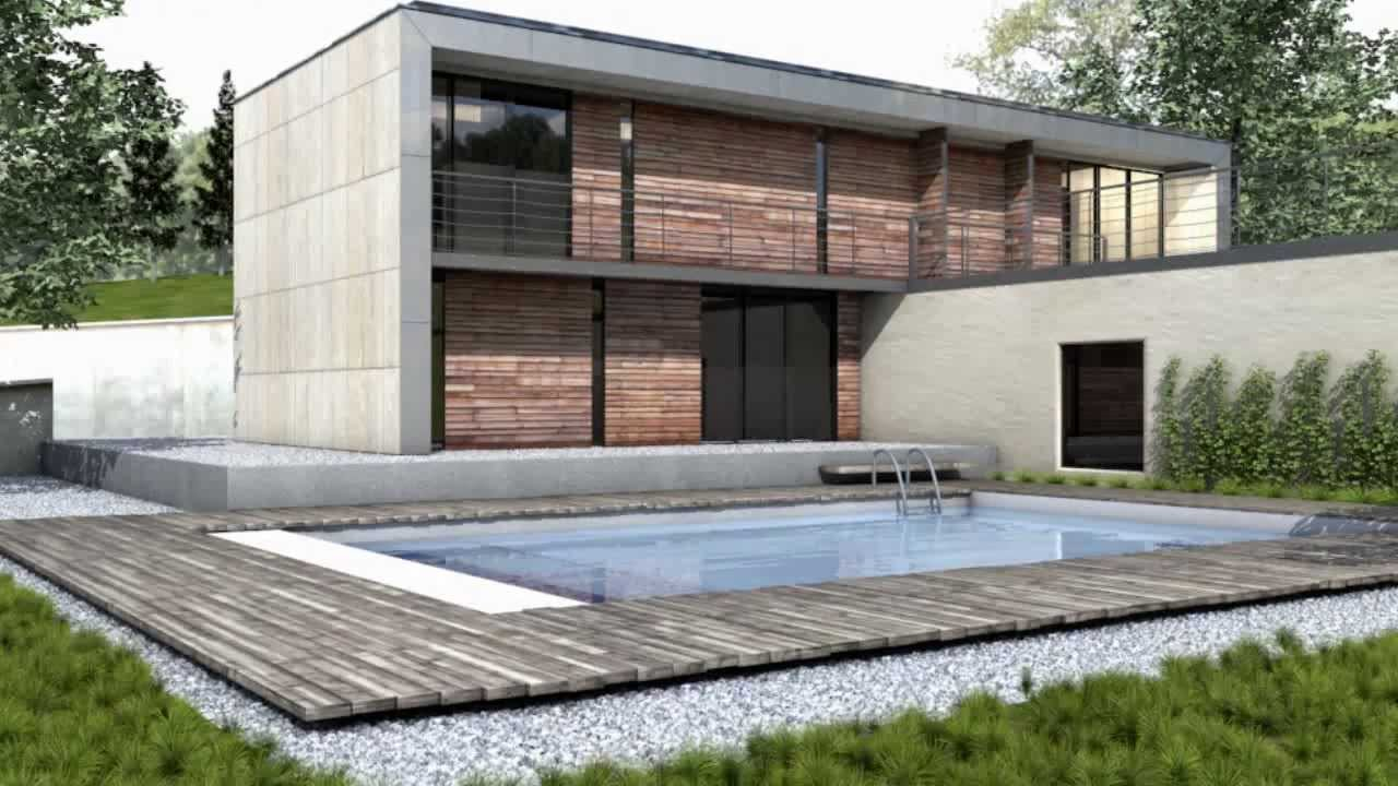 Intro architectural visualization concepts in cinema 4d for Cinema 4d architecture