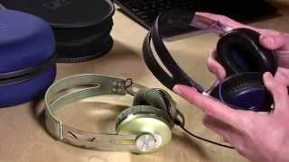 Sennheiser Momentum Headphones Over the Ear and On Ear Review
