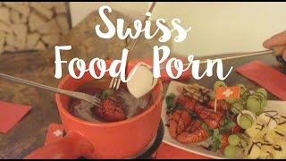 Food Porn - Balmers Hostel, Interlaken