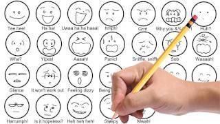 How To Draw Manga/Cartoon Facial Expressions