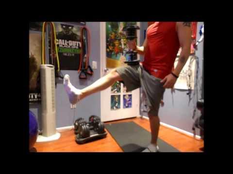 P90X3: Day 33 - Eccentric Lower   David Villatoro Fitness