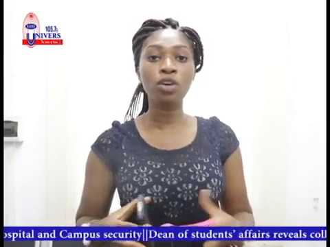 Univers TV: Campus news from the University of Ghana (31-03-17)