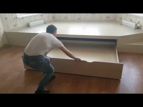 Дизайн однокомнатной квартиры с нишей для кровати фото