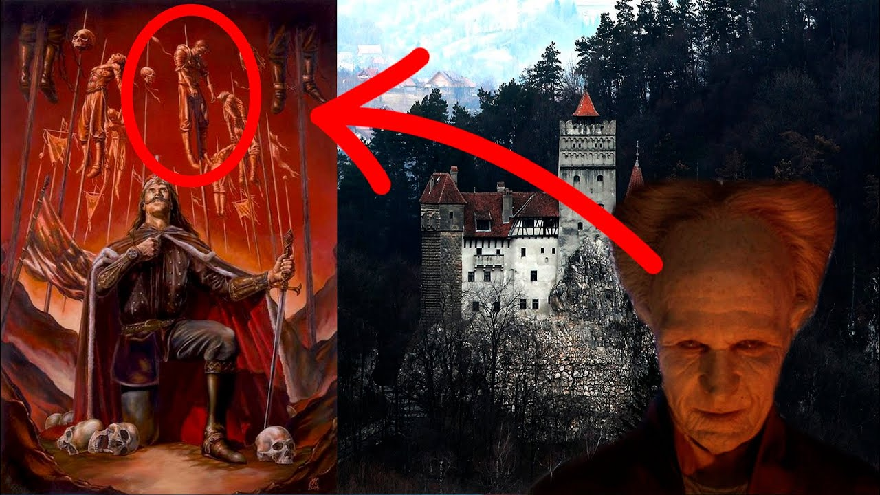 vlad the impaler the real dracula essay Mediander connects vlad the impaler to dracula: the real story.