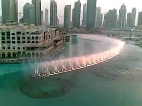 air mancur terindah di dunia