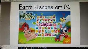 Farm Heroes am PC spielen mit dem Nox App Player! – Farm Heroes on PC