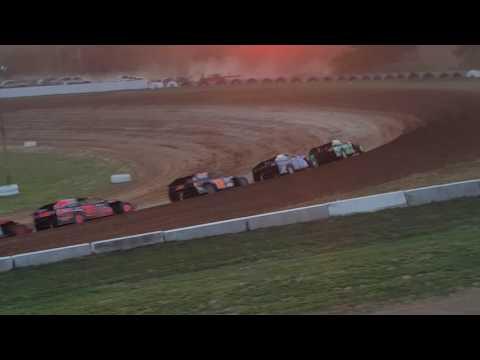 Steven Bowers Jr heat race win 6-11-16 at thunderhill speedway