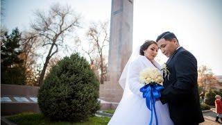 Свадьба Нурлана и Жанары #NZhWedding