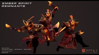Prosperity Remnants Ember Spirit Kinetic Gem preview Dota 2(Kinetic gem Prosperity Remnants changes Fire Remnant animation. http://dota-trade.com/crimson-guard-of-prosperity-item http://dota-trade.com - all about trade ..., 2014-01-30T18:55:22.000Z)