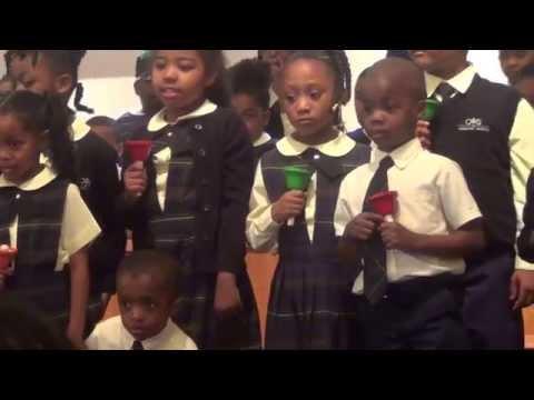 Crossroads Adventist School Handbell Choir. 05-16-15.
