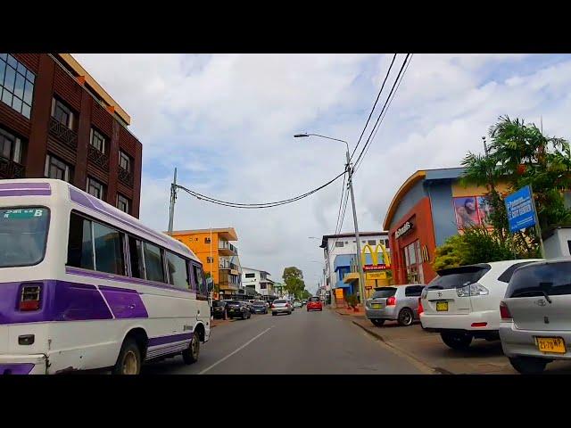 Driving Paramaribo 2021 Suriname