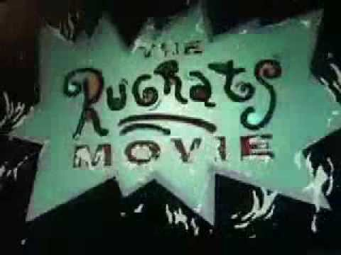 the rugrats movie a music video youtube