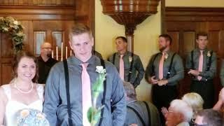 Little miss Katelynn wedding #2