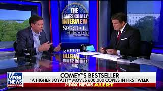 Bret sits down with former FBI Director James Comey: Part 1