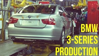 BMW 3 Series E90 Production