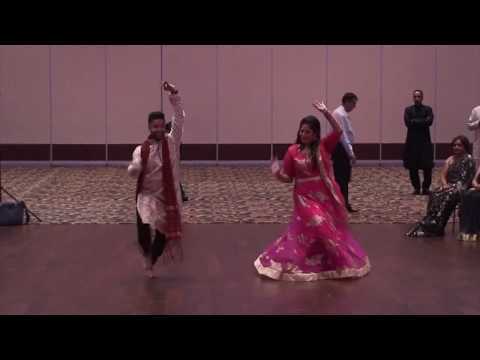 Maiyya Yashoda + Mi Gente Bharathanatyam + Ballay Ballay Performance [HD]