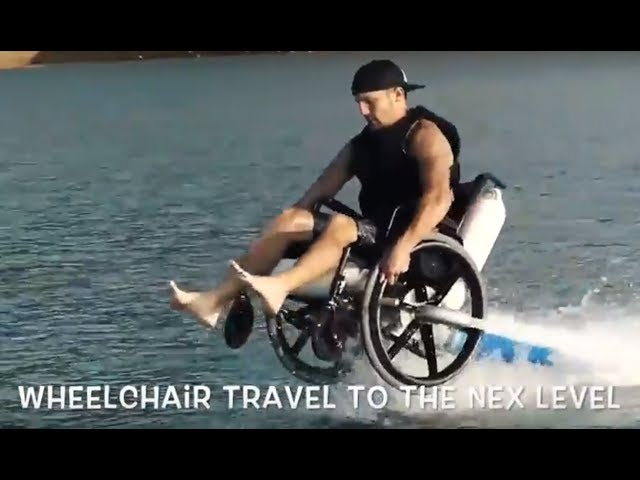 Wheelchair Flyboard