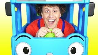Wheels on the Bus Song | 동요와 아이 노래 | 어린이 교육